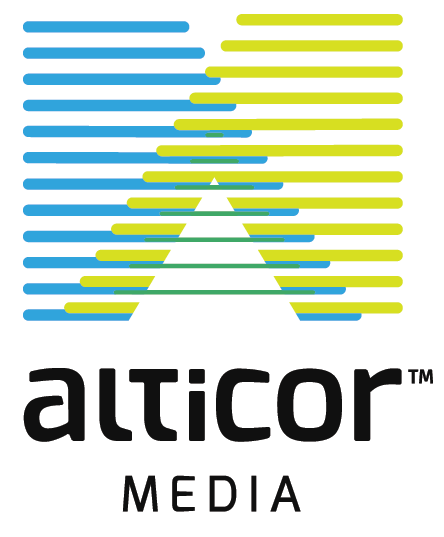 Alticor Media Mobile Retina Logo